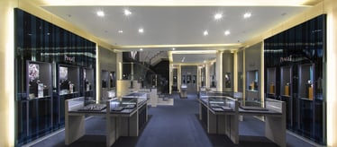 Piaget Boutique Hong Kong - Heritage 1881 luxury watches and jewellery store