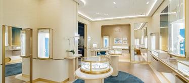 Piaget-Boutique Xiamen – Boutique für Luxusuhren und Luxusschmuck in der Wanxiang City