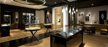 Boutique Piaget à Shenyang - bijoux et montres de luxe