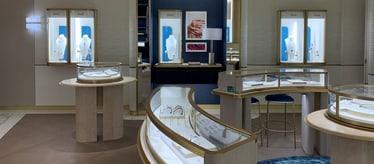 Boutique Piaget Plaza 66 à Shanghai - montres et joaillerie de luxe