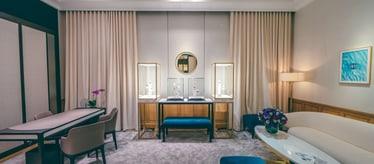 Boutique Piaget Singapur -  relojes y joyería de lujo