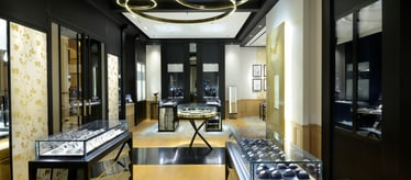 Piaget Boutique Macau - Venetian luxury watches and jewellery store
