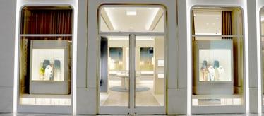 Boutique Piaget New York - bijoux et montres de luxe