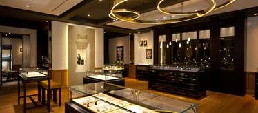 Boutique Piaget Salhiya à Koweït City - montres et joaillerie de luxe