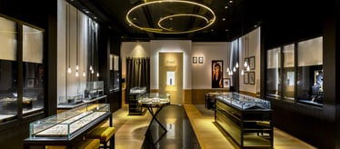 Piaget Boutique Qingdao - Hisense Plaza