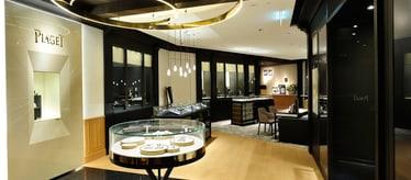 Boutique Piaget Breeze à Taipei - montres et joaillerie de luxe