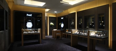 Piaget Boutique Seoul -  luxury watches and jewellery