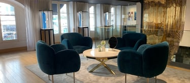 Piaget jewellery and watch boutique in Paris