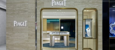 Piaget Boutique Busan - Geneva Lotte Busan