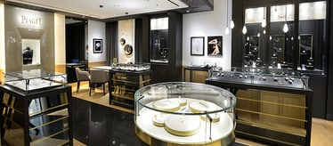 Piaget Boutique Hong Kong - Elements luxury watches and jewellery store