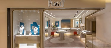 Piaget Boutique Paris - Printemps Haussmann