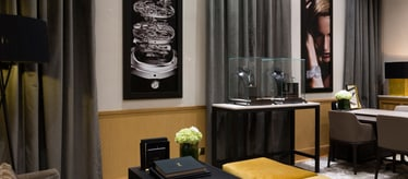 Piaget jewellery and watch boutique in Dubai United Arab Emirates