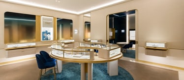 Piaget Boutique Kunming - Spring City 66 luxury watches and jewellery store