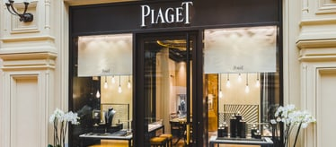 Piaget Boutique Moscow -  luxury watches and jewellery