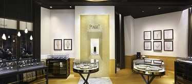 Piaget Boutique Shanghai - IFC Pudong luxury watches and jewellery store