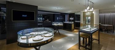 Montres de luxe pour hommes - Boutique à Tokyo
