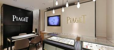 Piaget Boutique Nagoya - Matsuzakaya luxury watches and jewellery store