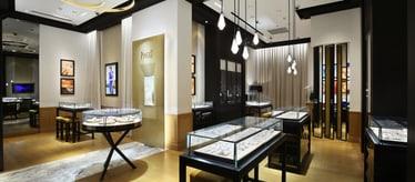 Boutique Piaget à Chongqing - bijoux et montres de luxe