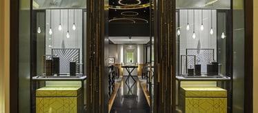 Boutique Piaget Siam Paragon à Bangkok - montres et joaillerie de luxe