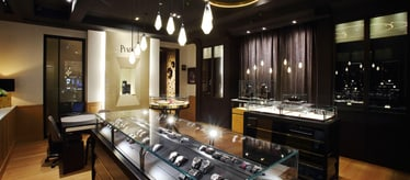 Piaget Boutique Seoul - Hyundai Coex luxury watches and jewellery store