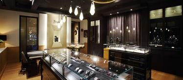 Boutique Piaget Hyundai Coex à Séoul - montres et joaillerie de luxe